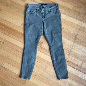 Torrid Greem Denim Jeans